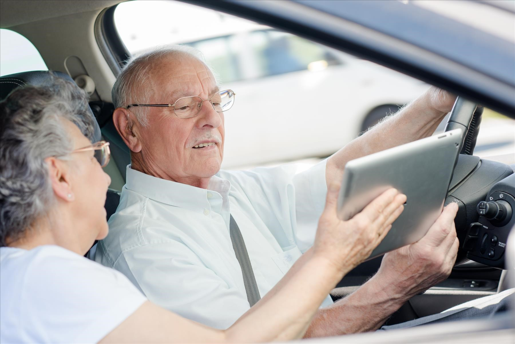 Hiring a Car Injury Lawyer after a Driving Accident Occurs Involving an Elderly Driver