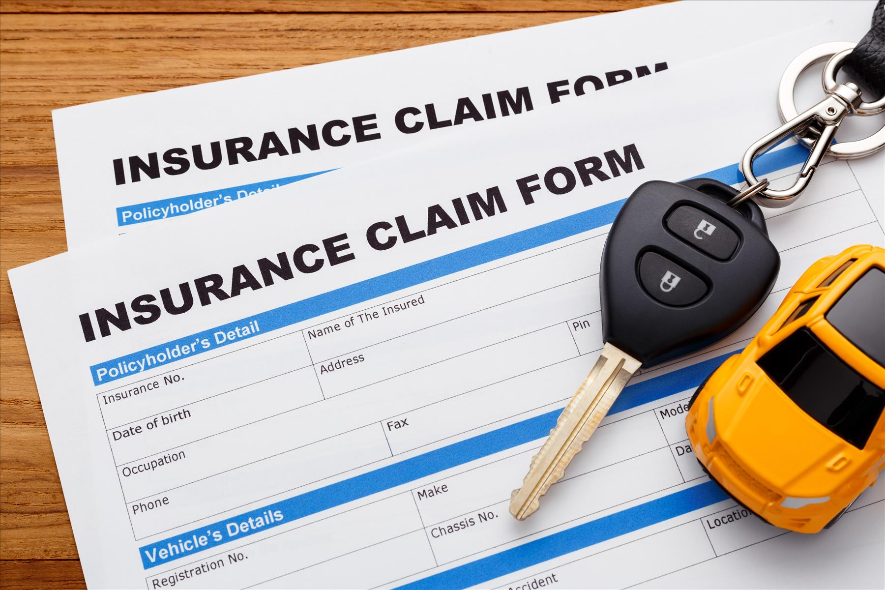 Understanding the Process of Filing Your Car Accident Claims