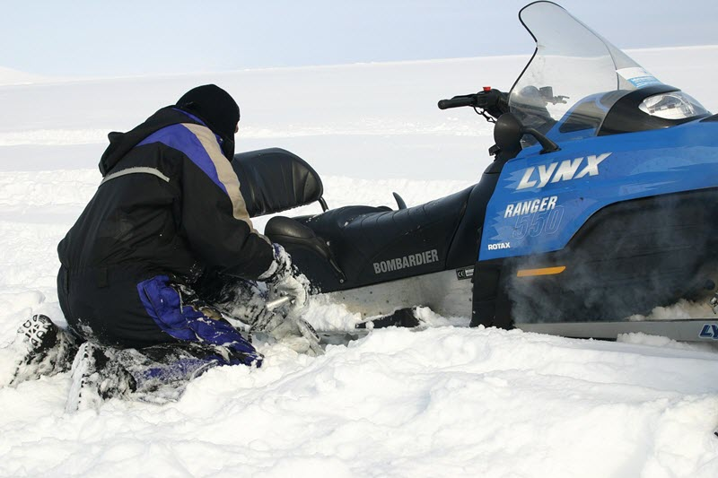 Snowmobile Accidents in Ontario