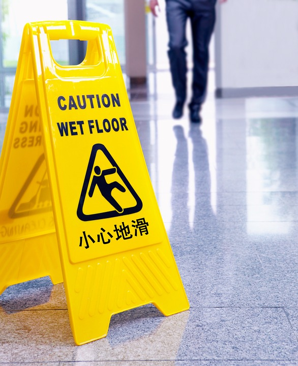 Getting Back On Your Feet: Handling Your Slip And Fall Claim In Toronto