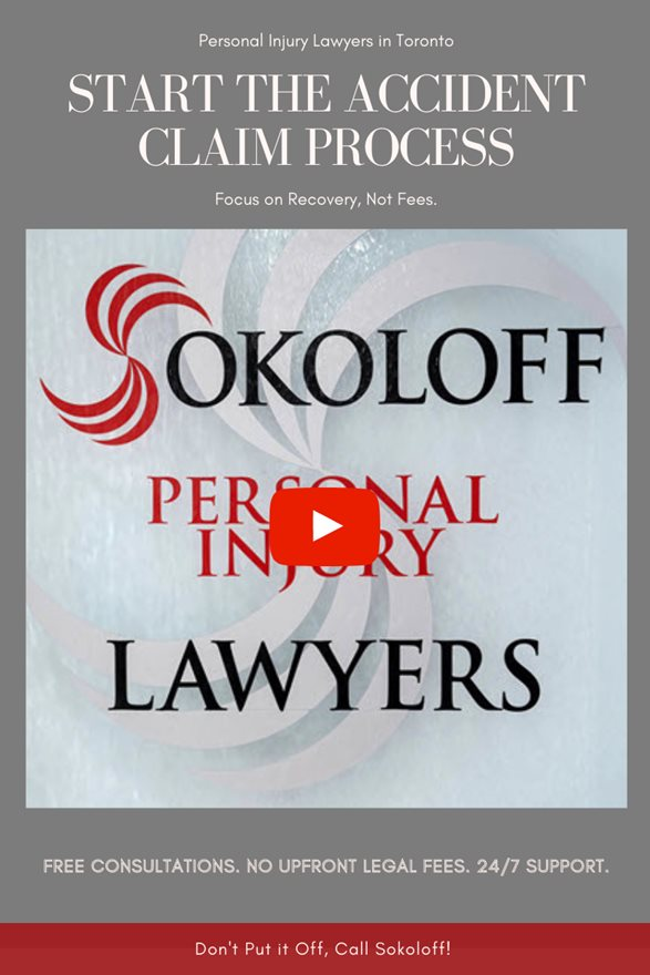 Injury Claims | Sokoloff Lawyers in Toronto