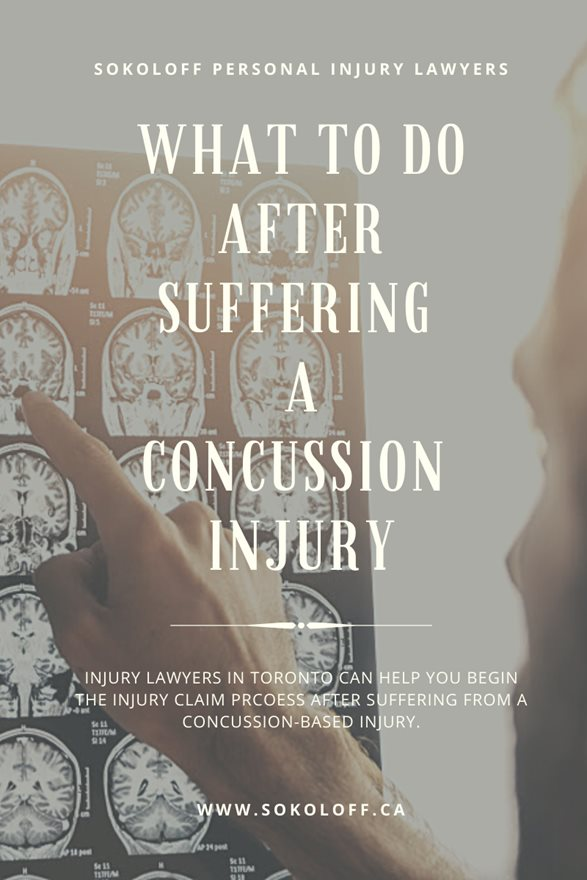 Concussion Injuries in Toronto and What to Do 👇