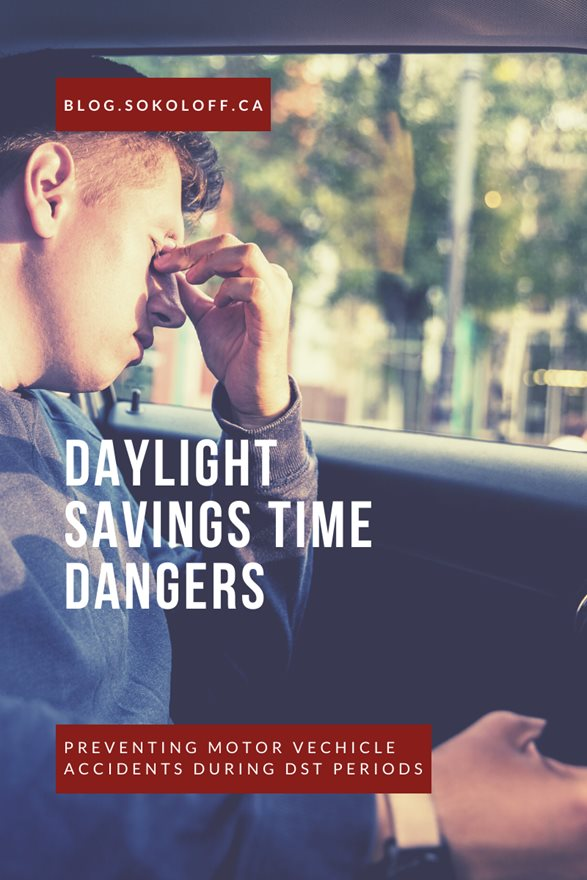 Be Aware of Daylight Saving Time Dangers