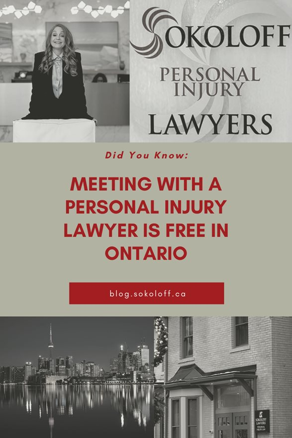 Communication Is Key When Meeting with a Personal Injury Lawyer in Ontario