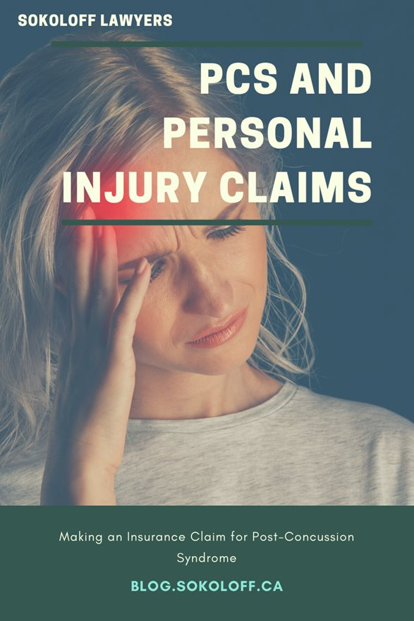 Making an Insurance Claim for Post-Concussion Syndrome