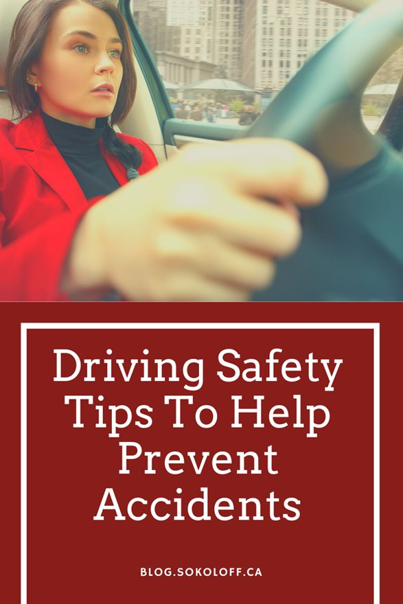 Driving Safety Tips Help Prevent Accidents