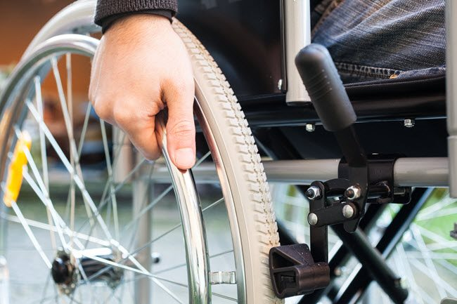 Dealing with a Spinal Cord Injury