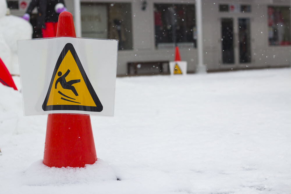 Slip and Fall Injuries - What to Do Next