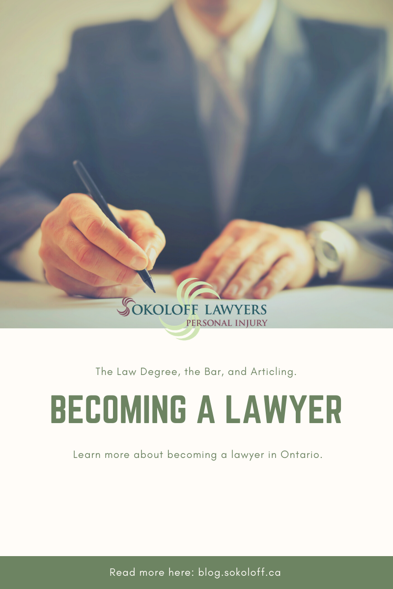 Becoming a Lawyer in Ontario