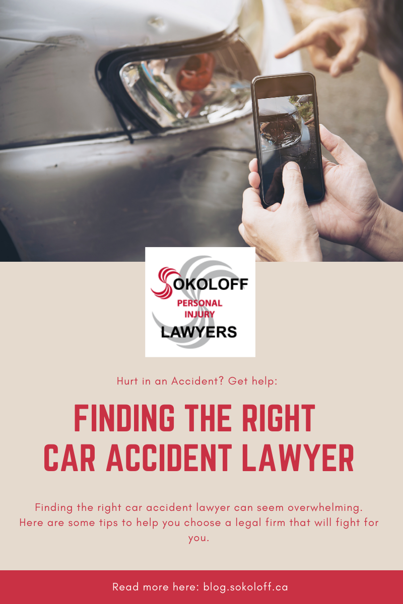 Finding the Right Car Accident Lawyer in Ontario