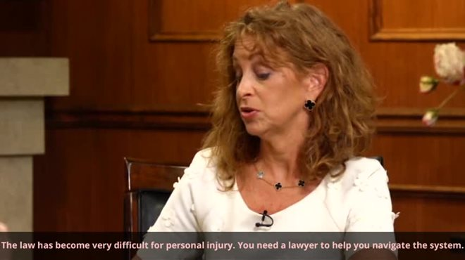 Personal Injury Law System in Ontario