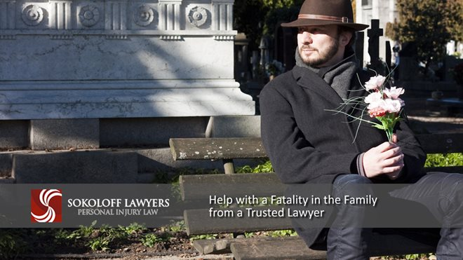 Help with a Fatality in the Family from a Trusted Lawyer