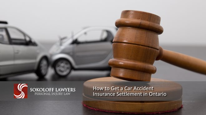 How to Get a Car Accident Insurance Settlement in Ontario