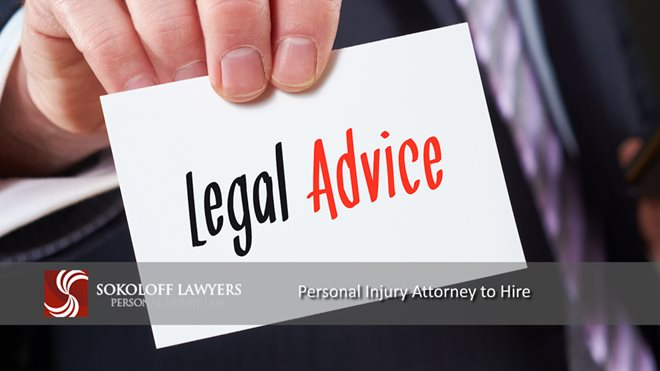 Personal Injury Attorney to Hire