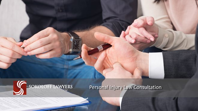 Personal Injury Law Consultation