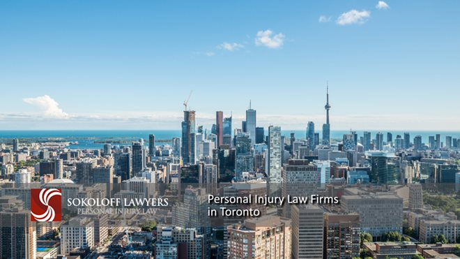 Personal Injury Law Firms in Toronto