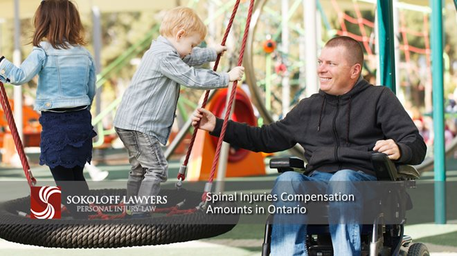 Spinal Injuries Compensation Amounts in Ontario spinalinjuriescompensationamountinontario
